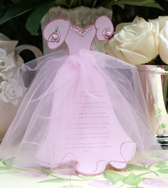 A Little Loveliness: Princess Invitations