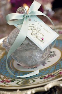 Luxurious Wedding Favors by Luxurious Wedding .com: Favor Tags