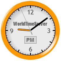 Current time in Kabul, Afghanistan