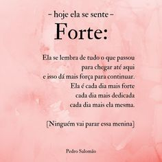 Mensagens p minha página no face Motivational Phrases, Inspirational Quotes, I Can Do It, Love You, Word Line, Study Planner, Mo S, Happy Thoughts, Inspire Me