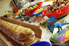 Tipos de Comidas Para Festa Infantil