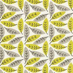 Sanderson fabric,  design by Sally Lloyd Thomas. First Eleven Studio