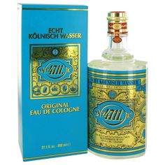 4711 by Muelhens Eau De Cologne (Unisex) 27 oz. Created by the design house of Muelhens in 1792, 4711 is classified as a refined, fruity fragrance. This unisex scent possesses a blend of sandalwood oils, citrus fruits, oranges, lemons, and grapefruit.
