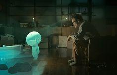 David OReilly Alien Child For Spike Jonzes HER - Cool