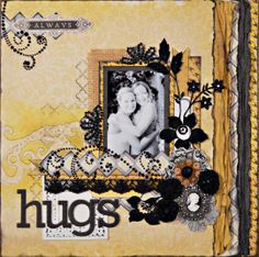 Hugs 1 - Scrapbook.com