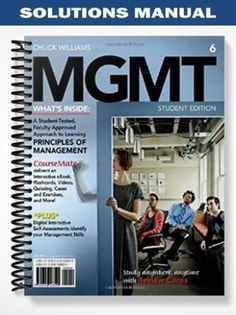Solutions manual for services marketing 7th edition by lovelock solutions manual mgmt6 6th edition chuck williams at httpsfratstocksolutions manual mgmt6 6th edition chuck williams fandeluxe Image collections
