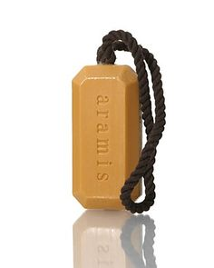 Aramis Soap on a Rope They also have cologne...smells so good. They still sell it, bought it as a gift last Christmas