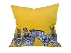 This pillow is a tame way to try animal prints #hgtvmagazine http://www.hgtv.com/decorating-basics/highlow-buys-for-any-budget/pictures/page-8.html?soc=pinterest