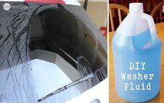 DIY Washer Fluid