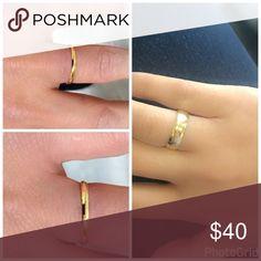 custom order 3mm 2 pieces custom order 3mm 2 pieces Jewelry Rings
