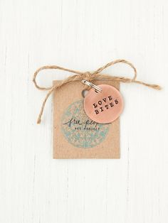 Sycamore Hill Vintage Inspired Pet Tags http://www.freepeople.com/whats-new/vintage-inspired-pet-tags/