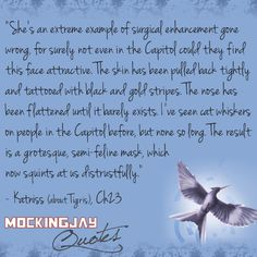 Hunger Games Quotes: I did all those below like this one.