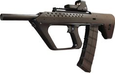 Defense Review - Kushnapup Series V Bullpup Saiga-12 Semi-auto 12-Gauge Shotgun Stock/Chassis System