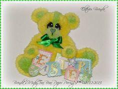 Easter Bear!