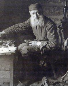 Alter Kacyzne, Varshe, Optimistic shoemaker, 1927.