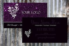 Etsy Business Cards, Double Sided Business Cards, Design Show, Card Sizes, Younique, Color Show, Your Cards, Handmade Gifts, Kid Craft Gifts