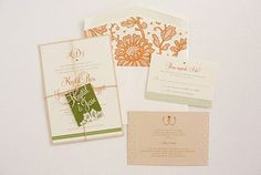 Photo of Posh Paperie - San Diego, CA, United States. Our invitation suite