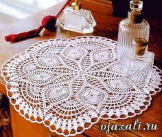 Page 1 of 2 Pretty Doily