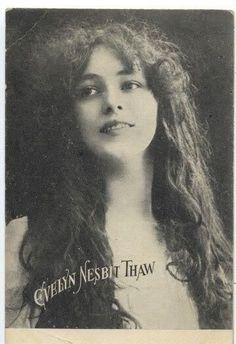 Evelyn Nesbit Thaw
