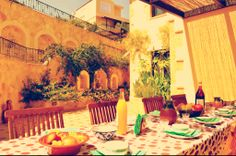 The traditional Lunch in Greece was almost ready to get started!  http://www.villastostay.com/rent_vacation_properties_in/Crete