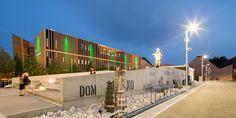 Dome Pavilion Milan Expo 2015 / Studio Mosae - Photo: Filippo Poli