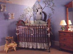 A fantasy nursery