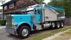Big Rig Trucks, Tow Truck, Semi Trucks, Cool Trucks, Lifted Trucks, Peterbilt Dump Trucks, Peterbilt 389, Custom Big Rigs, Custom Trucks