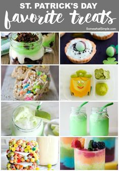 10 Fun and Easy St. Patrick's Day Food Ideas - These Recipes Will Make You The Talk Of The Party