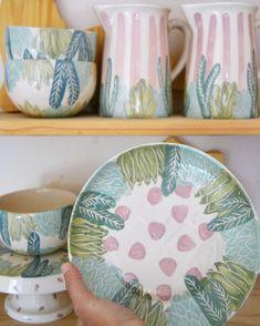 Arte Popular, Ceramic Cups, Bowls, Concrete, Table Settings, Shabby, Pottery, Mugs, Tableware
