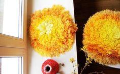 shaggy kissen papaya 1 + 2 custom made textiles