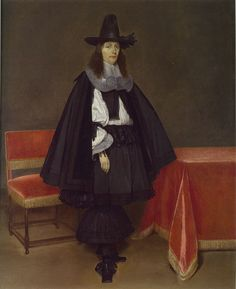 Gerard ter Borch, c. 1663 - - - Portrait of a Young Man