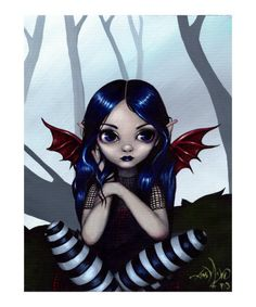 if Ashley Fink was a fairy...here's who she'd be. LOVES