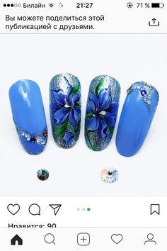 Manicure, Nails, Nail Designs, Nail Art, Beauty, Nail Manicure, Nail Desings, Beleza, Ongles