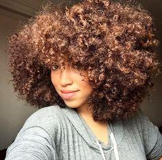 Taren Guy | Natural Hair Inspiration! - D'Journae