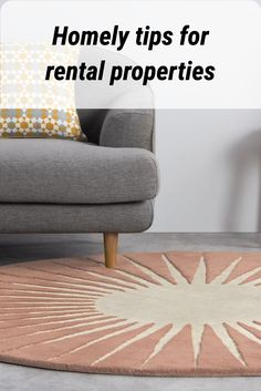 Ways to make a rental property feel like your own @madedotcom #rental Classic Interior, Rental Property, Timeless Classic, Feel Like, Small Spaces, Ottoman, Design Ideas, Feelings, Interior Design