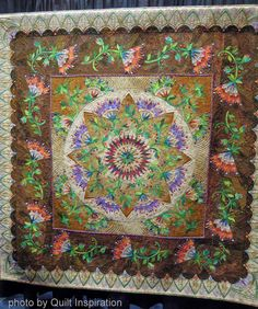 Best of the 2014  Pacific International Quilt Festival - Day 1
