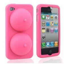 Coconut iTitti Sexy iPhone 4S/4 Hülle Silikon - Die iPhone Hülle mit den Brüsten ;-)