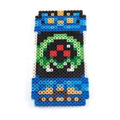 Metroid hama beads by  pixelmustache