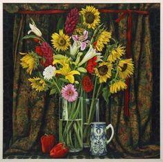 Oris Robertson Painting