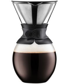 Bodum 51-Oz. Pour Over Coffee Maker with Permanent Filter Tools & Home Improvement - Coffee, Tea & Espresso Appliances - http://amzn.to/2lyIEN6