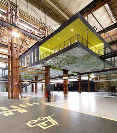 RDM Innovation Deck in Rotterdam by Groosman Partners
