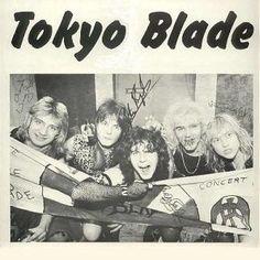 Tokyo Blade  NWOBHM