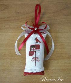 Letters for Santa, The Little Stitcher