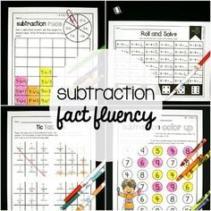 The Subtraction Fact