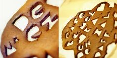 Peppercaker Type / GingerBread Type on Behance