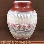Native American Hand Painted Pottery by Navajo artist C. Benally $39.99