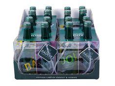 Ice.bag y agua mineral, buen trabajo de marketing.