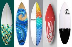 3D-Druck - Surfbretter bald auch in Kalifornien