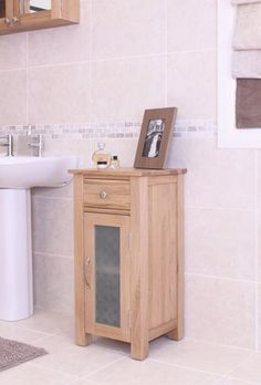 bonsoni mobel oak bathroom unit small no veneers only solid oak is used in construction bathroom cabinets ukoak