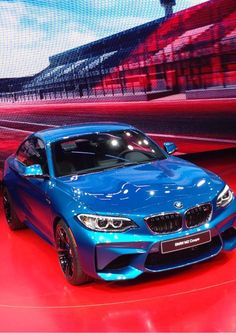 10 Best Cars From the 2016 Detroit Auto Show. Find out why the BMW M2 got heads turning...